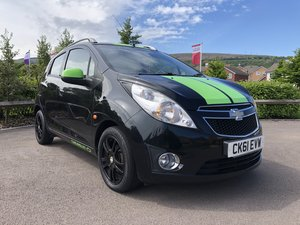2011 Chevrolet spark llimited edition