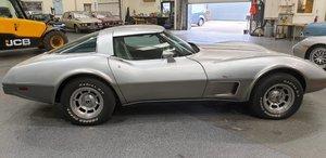 1978 Chevrolet GMC Corvette C3 Anniversary For Sale by Auction