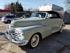 1948 Chevrolet Convertible