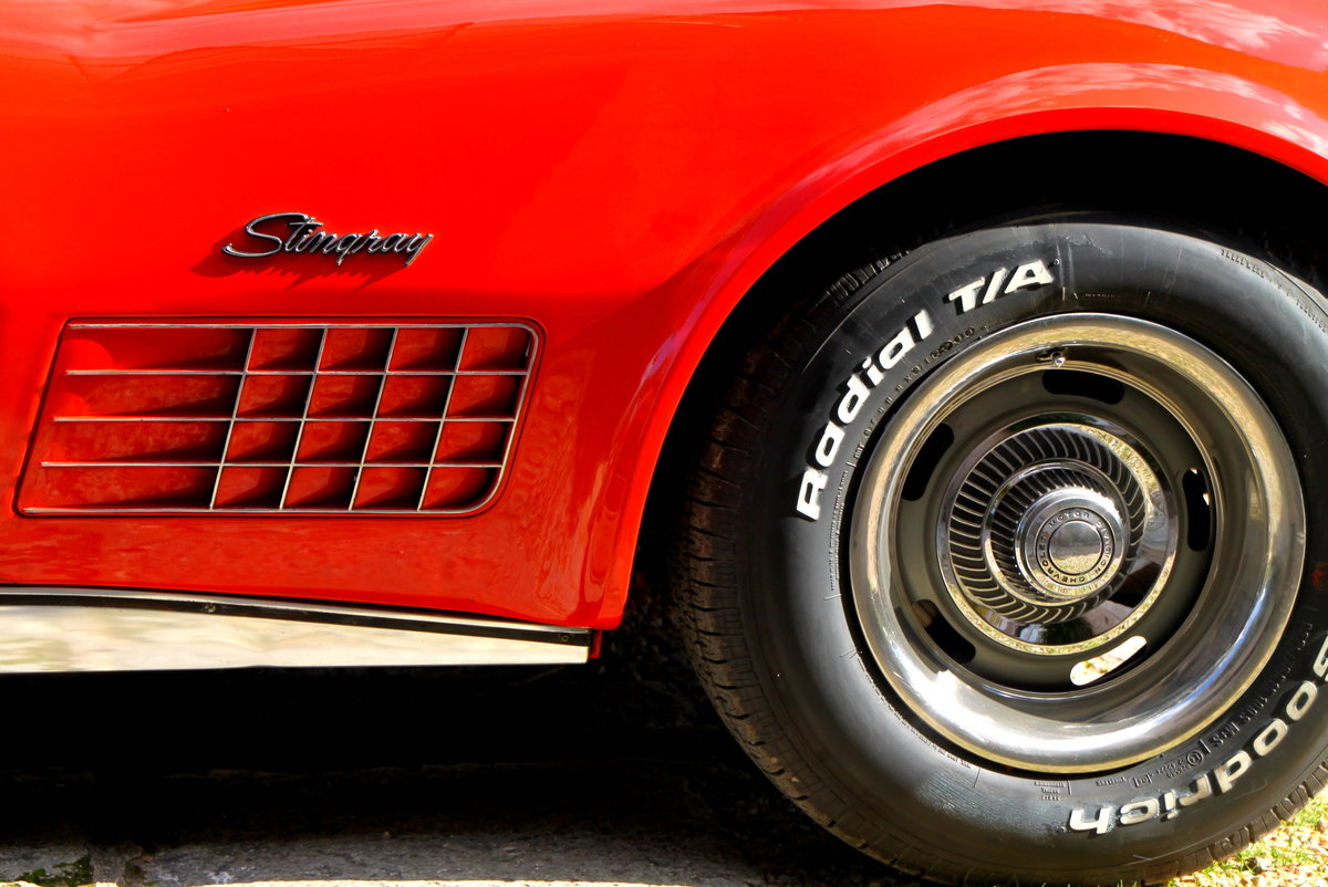 1970 Very Nice convertible Corvette in France For Sale (picture 4 of 6)