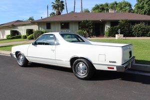 1987 Chevrolet El Camino For Sale