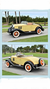 1933 Chevrolet Sport Roadster For Sale