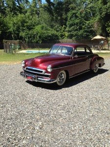 1949 Chevrolet Coupe For Sale