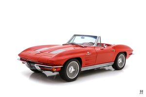 1963 Chevrolet Corvette Convertible For Sale