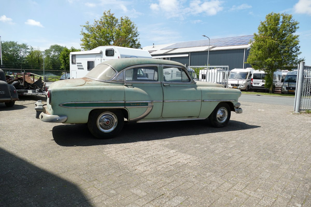 Chevrolet Bel Air 4 Door Sedan 1954 Barnfind SOLD (picture 3 of 6)