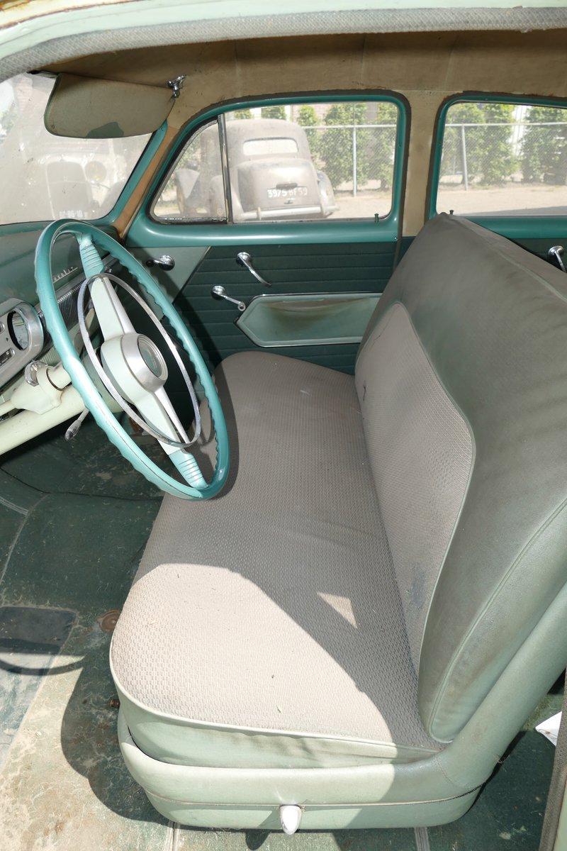 Chevrolet Bel Air 4 Door Sedan 1954 Barnfind SOLD (picture 4 of 6)