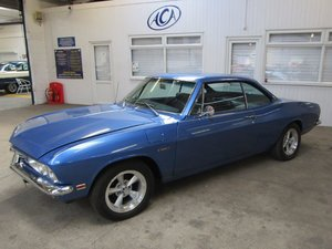 1969  Chevrolet Corvair Monza Coupe at ACA 20th June