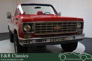 Chevrolet Blazer K5 Convertible 1975 5.7L V8 4x4