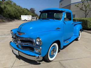 1954 gorgeous american pick-up