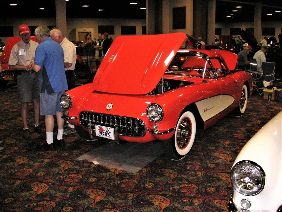 1957 Chevrolet CORVETTE FI - Best of the Best For Sale (picture 1 of 6)