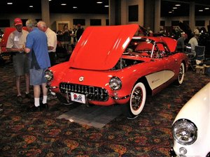 1957 Chevrolet CORVETTE FI - Best of the Best