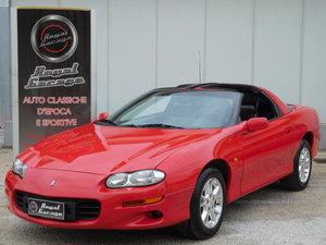 2001 CHEVROLET CAMARO TARGA 3.8 L36 V6 -km 57.000 For Sale