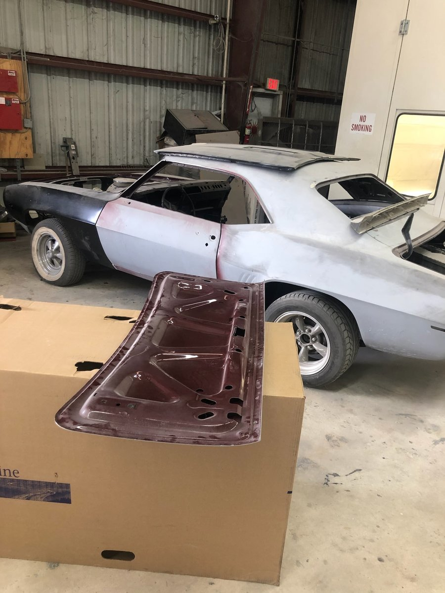 1969 Chevrolet Camaro SS (West Palm Beach, Florida) For Sale (picture 1 of 6)
