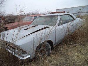 1966 Chevrolet Chevelle SS 2DR HT