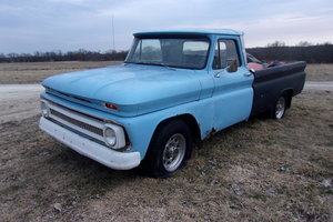 1965 Chevrolet Custom C10 Pickup For Sale