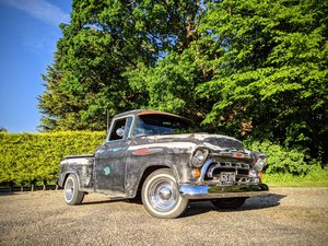 1957 Chevy Pickup For Sale