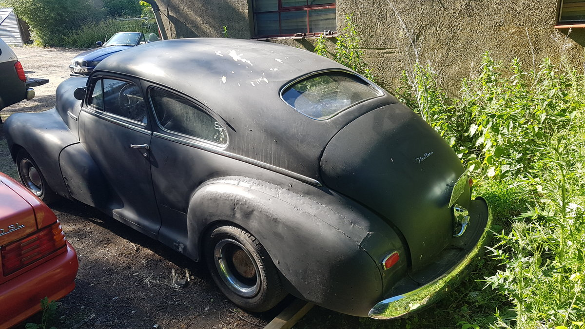 1947 Chevy fleetline great project For Sale (picture 2 of 6)