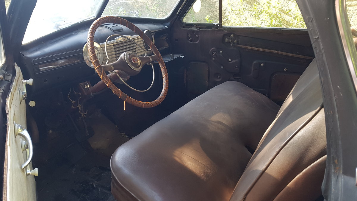1947 Chevy fleetline great project For Sale (picture 4 of 6)