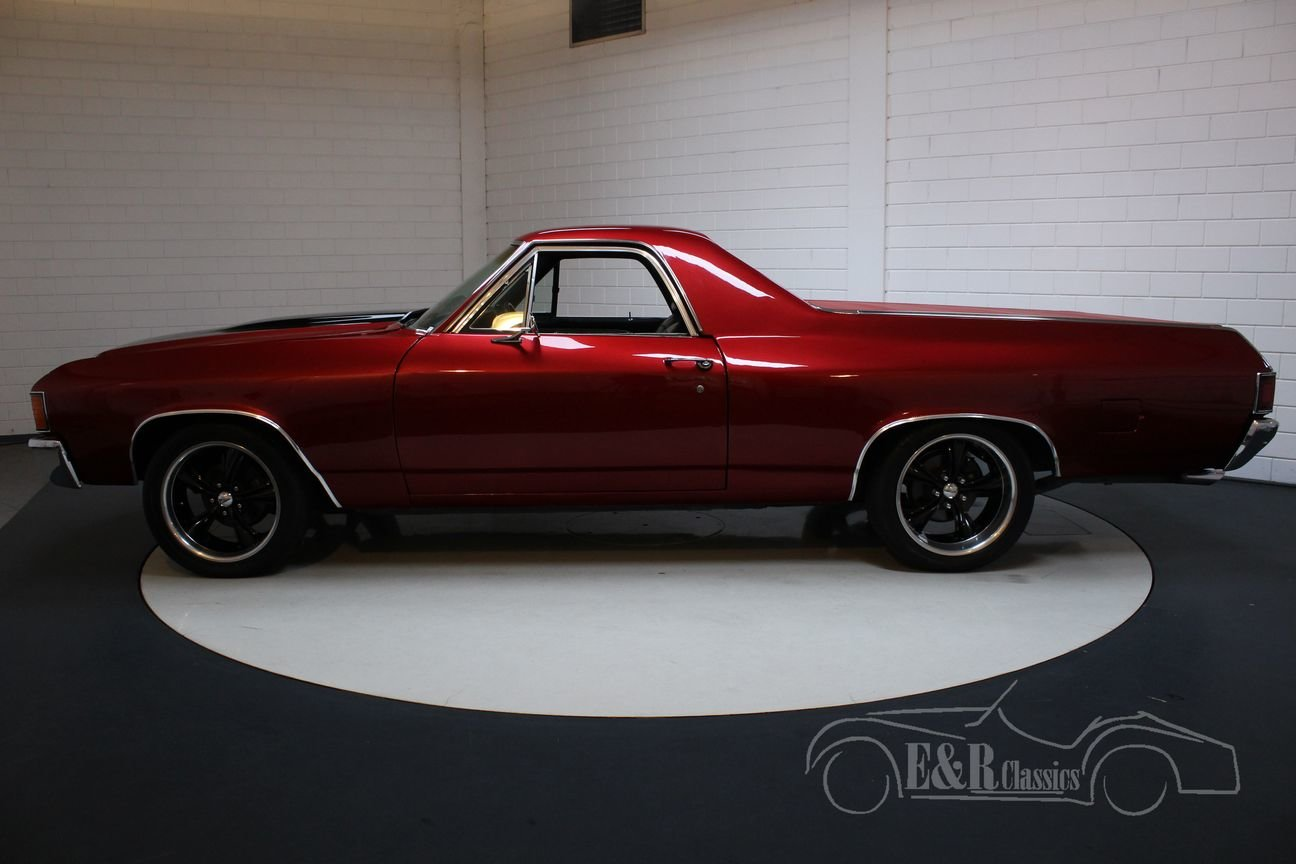Chevrolet El Camino 1972 6.6L big block V8 For Sale (picture 4 of 6)