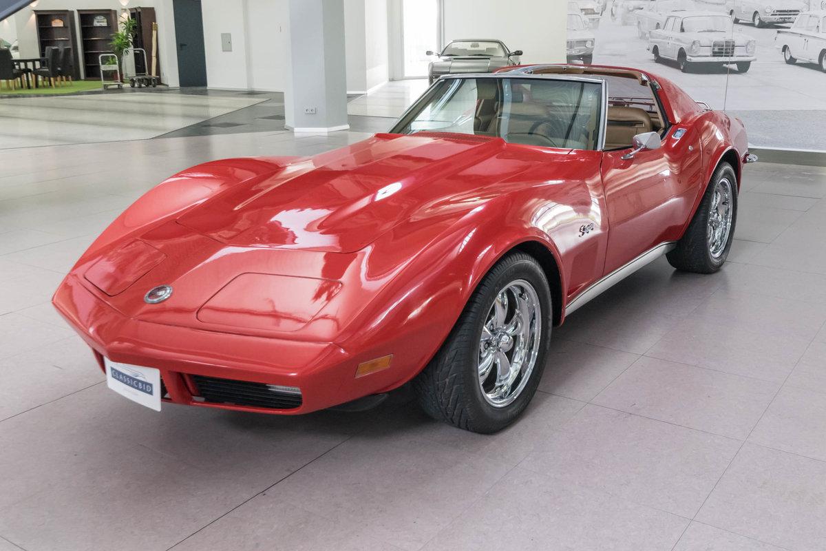 1973 Chevrolet Corvette (C3) Stingray For Sale (picture 1 of 6)