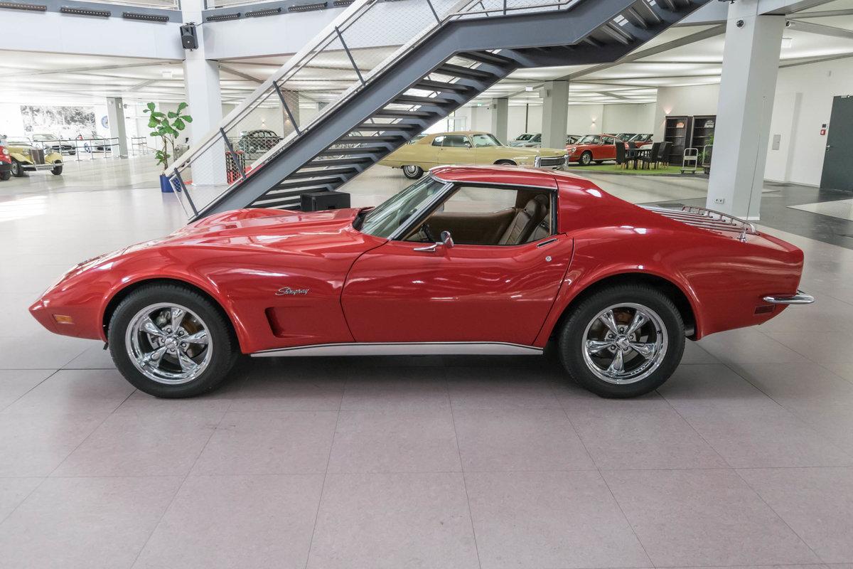 1973 Chevrolet Corvette (C3) Stingray For Sale (picture 5 of 6)