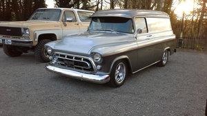 Picture of 1957 Chevy panel van
