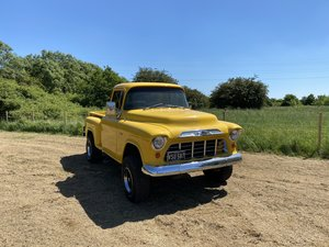 Picture of 1956 Chevrolet 4x4 Custom Pickup Monster Truck