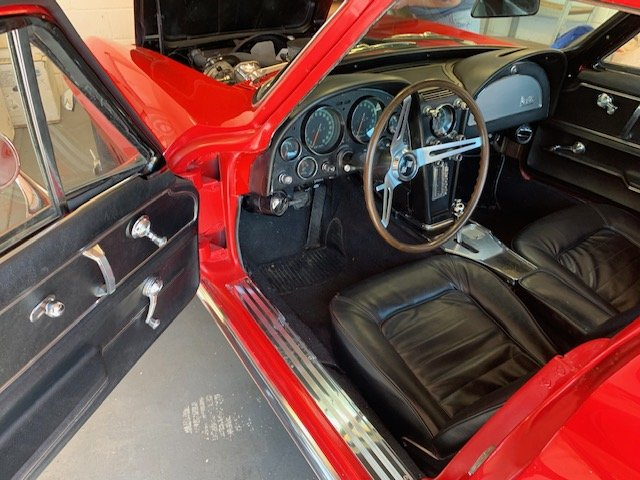 1966 Corvette stingray coupe rare matching numbers For Sale (picture 6 of 6)