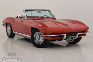 1964 Chevrolet Corvette C2 Convertible Matching numbers !!