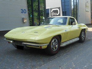 1966 CHEVROLET CORVETTE C2 COUPE 427 TURBO JET For Sale