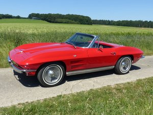 Picture of 1964 Chevrolet Corvette Sting Ray - American dream car