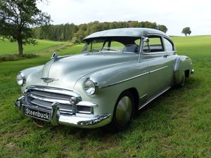 1950 Chevrolet Deluxe 2100 Fleetline - the early 50's