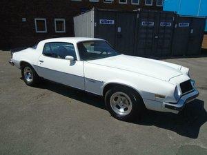1976 CHEVROLET CAMARO TYPE LT 350 V8 COUPE! 98% RUSTFREE! RUNS! SOLD