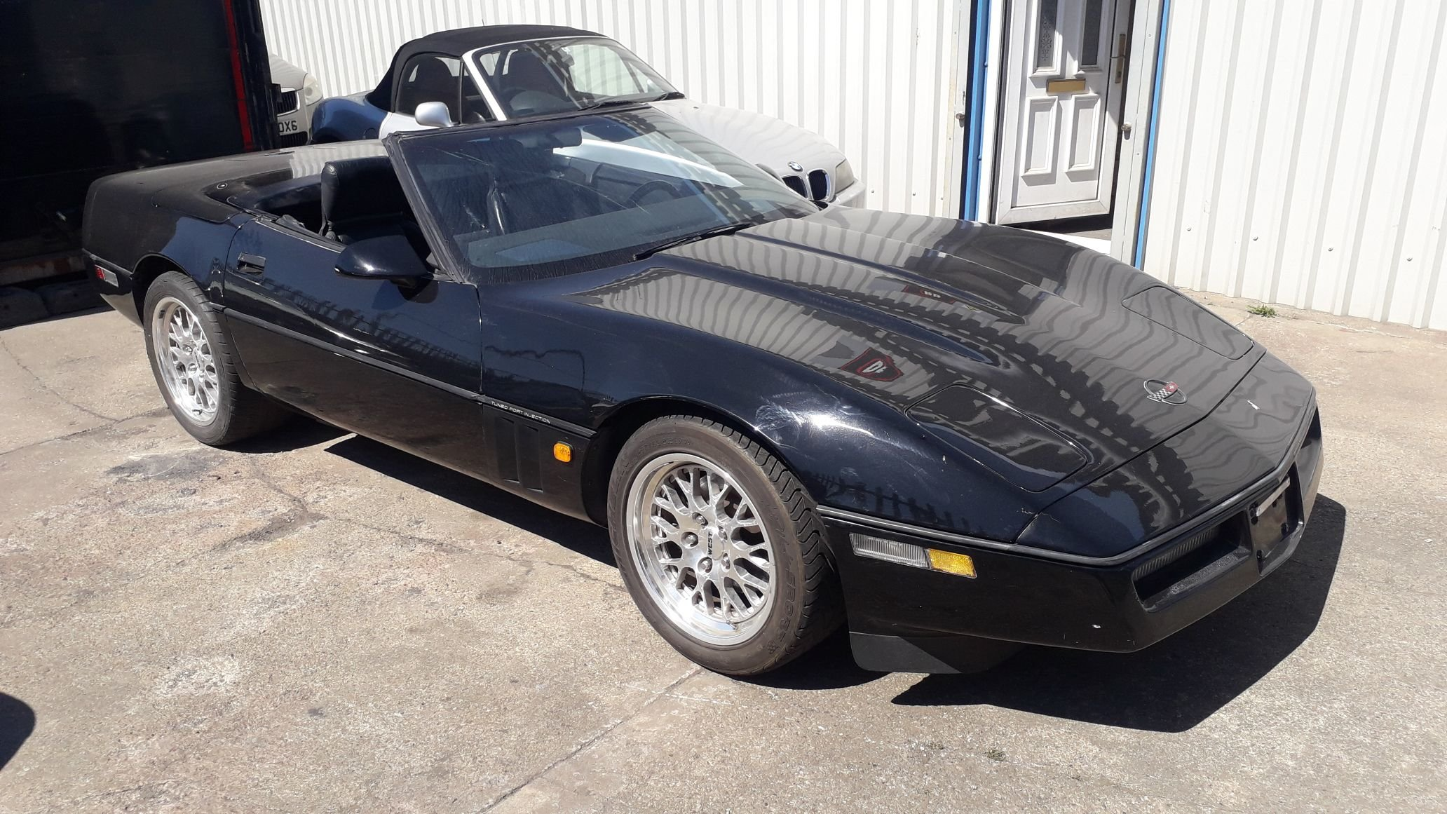1989 C4 CORVETTE - IMPORTED FROM JAPAN - RUST FREE - CHEAP  For Sale (picture 1 of 6)