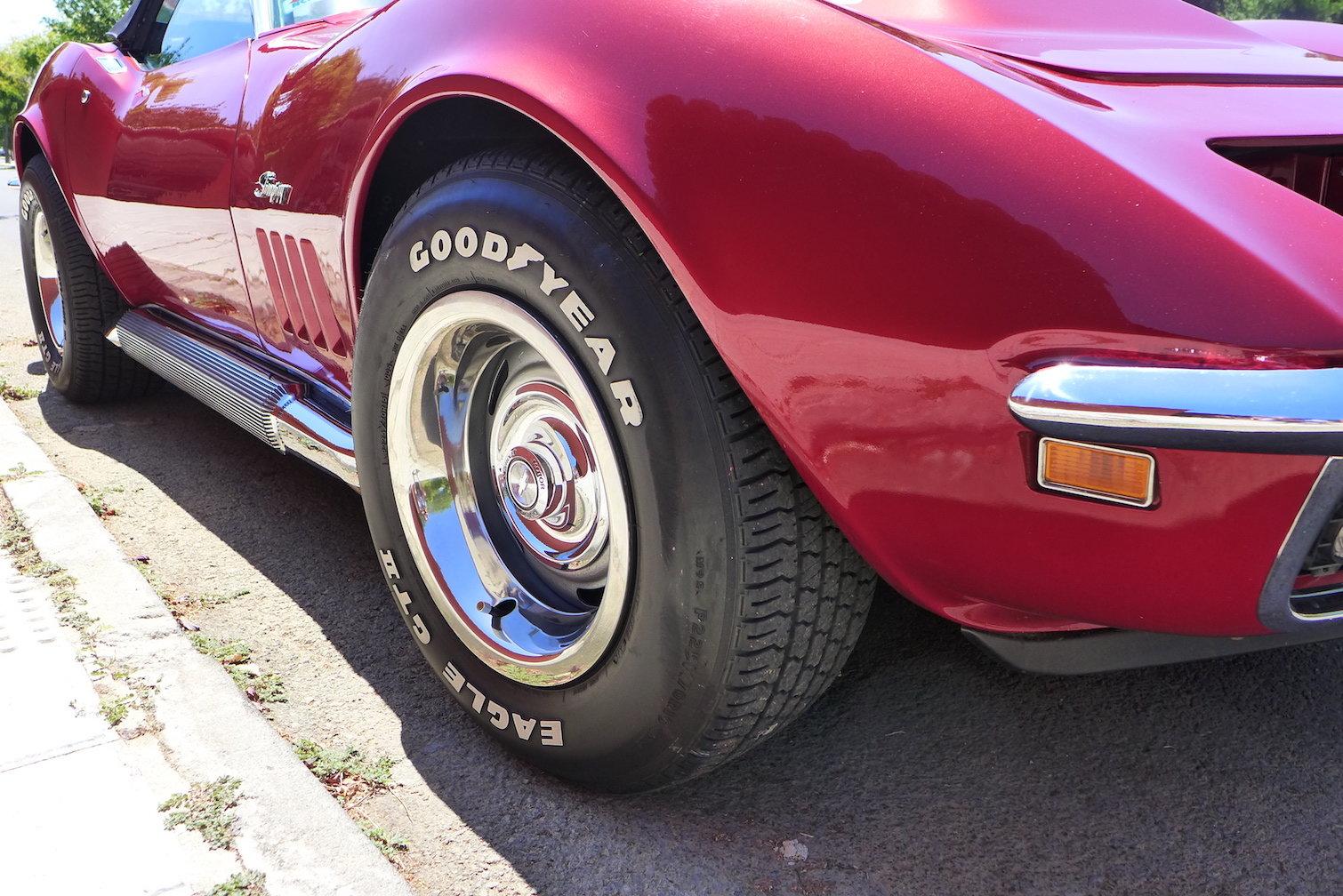 Corvette Stingray cabriolet 1969 For Sale (picture 3 of 6)