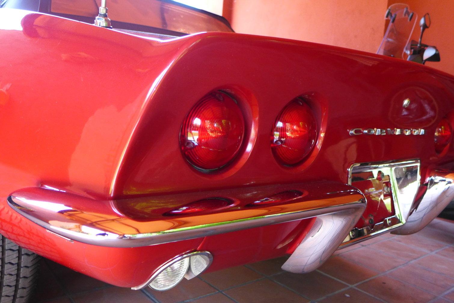 Corvette Stingray cabriolet 1969 For Sale (picture 5 of 6)