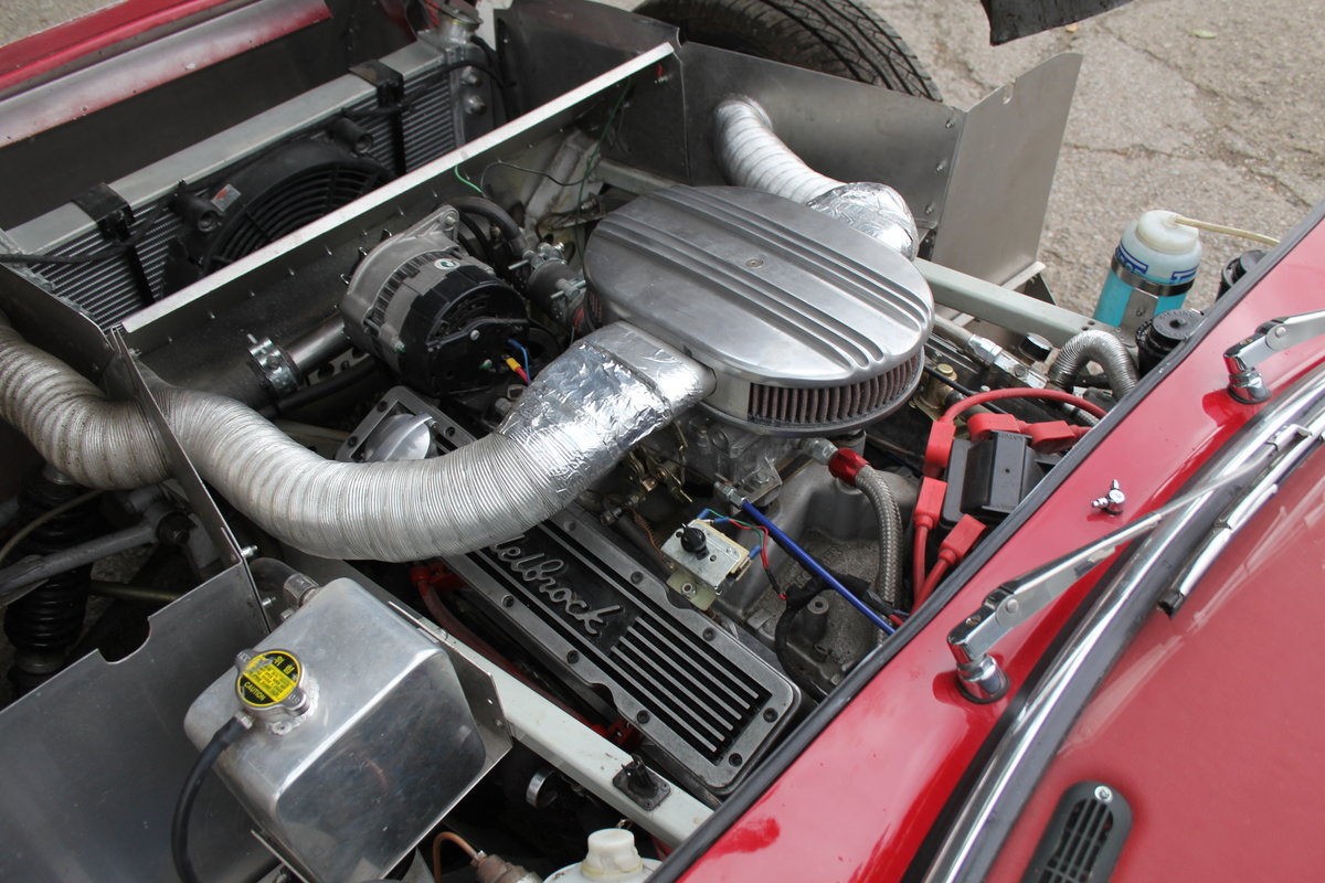 1957 Chevrolet GT V8 Special - RHD, 5.7 V8, Road/Hill Climb/MSA  For Sale (picture 11 of 14)
