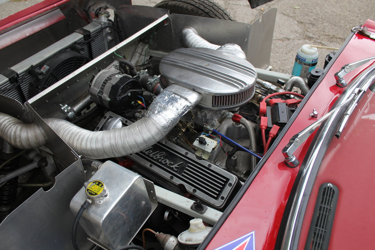 1957 Chevrolet GT V8 Special - RHD, 5.7 V8, Road/Hill Climb/MSA  For Sale (picture 12 of 14)