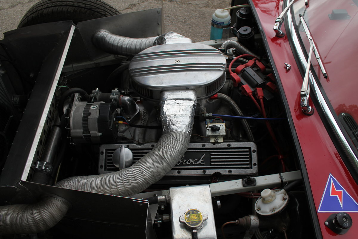 1957 Chevrolet GT V8 Special - RHD, 5.7 V8, Road/Hill Climb/MSA  For Sale (picture 13 of 14)