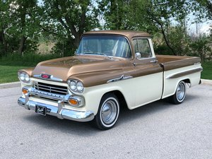 1958 Chevrolet Apache 50th Anniversary Edition