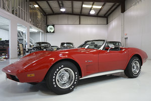 1974 Chevrolet Corvette LS4 Stingray Convertible