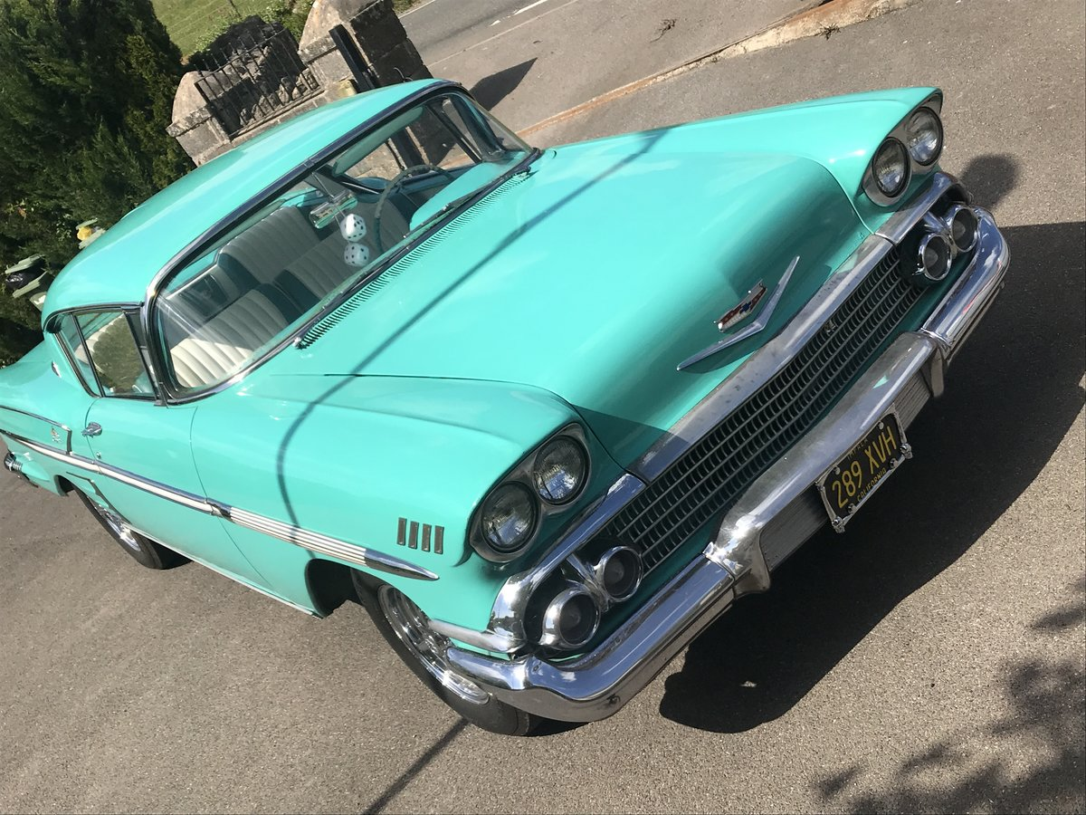 1958 Chevrolet impala sports coupe For Sale (picture 2 of 6)