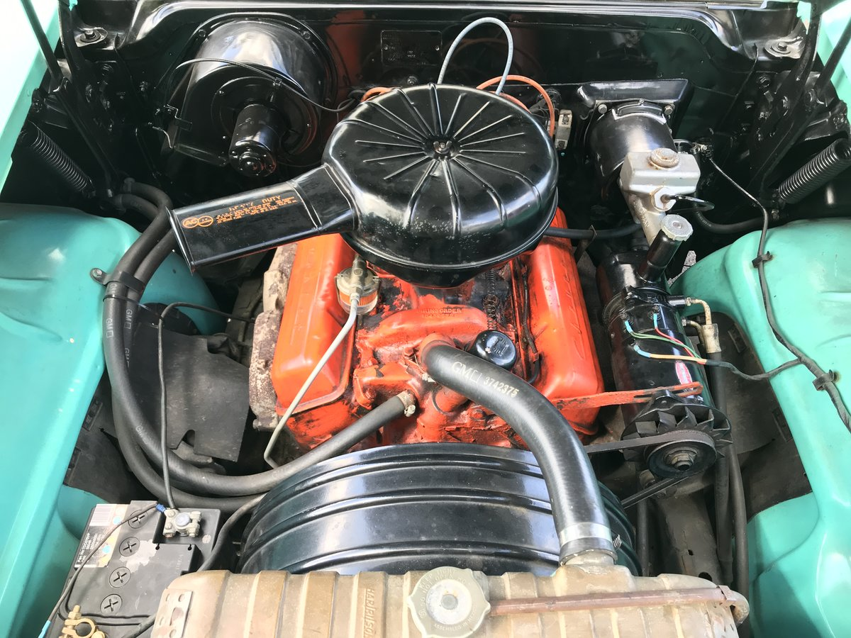 1958 Chevrolet impala sports coupe For Sale (picture 4 of 6)