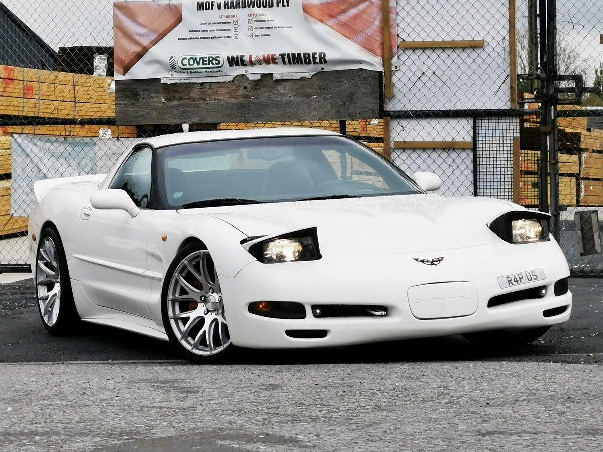 2003 Chevrolet Corvette C5 5.7 LS1 Targa Chevy Vet For Sale (picture 2 of 6)