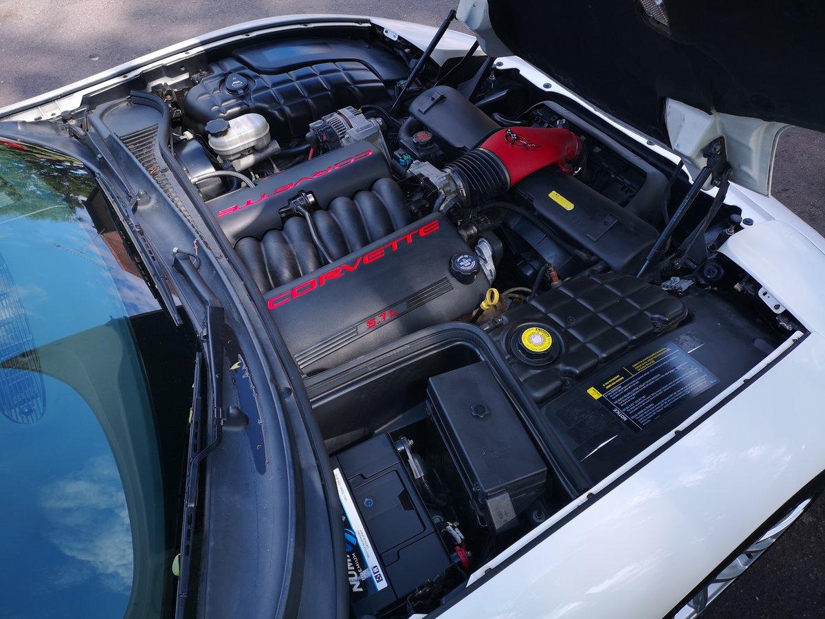 2003 Chevrolet Corvette C5 5.7 LS1 Targa Chevy Vet For Sale (picture 5 of 6)