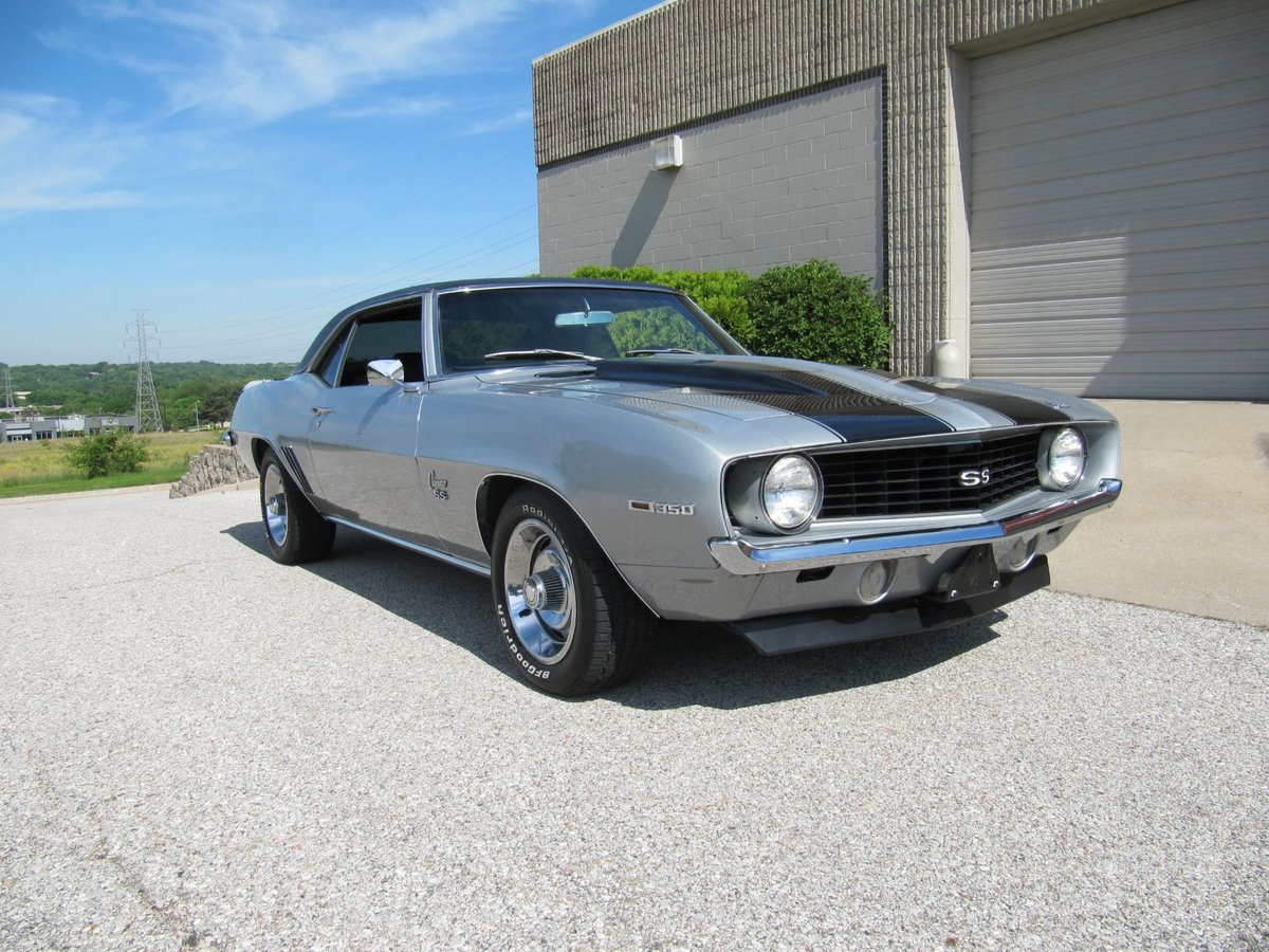 1969 Chevrolet Camaro SS For Sale (picture 1 of 6)