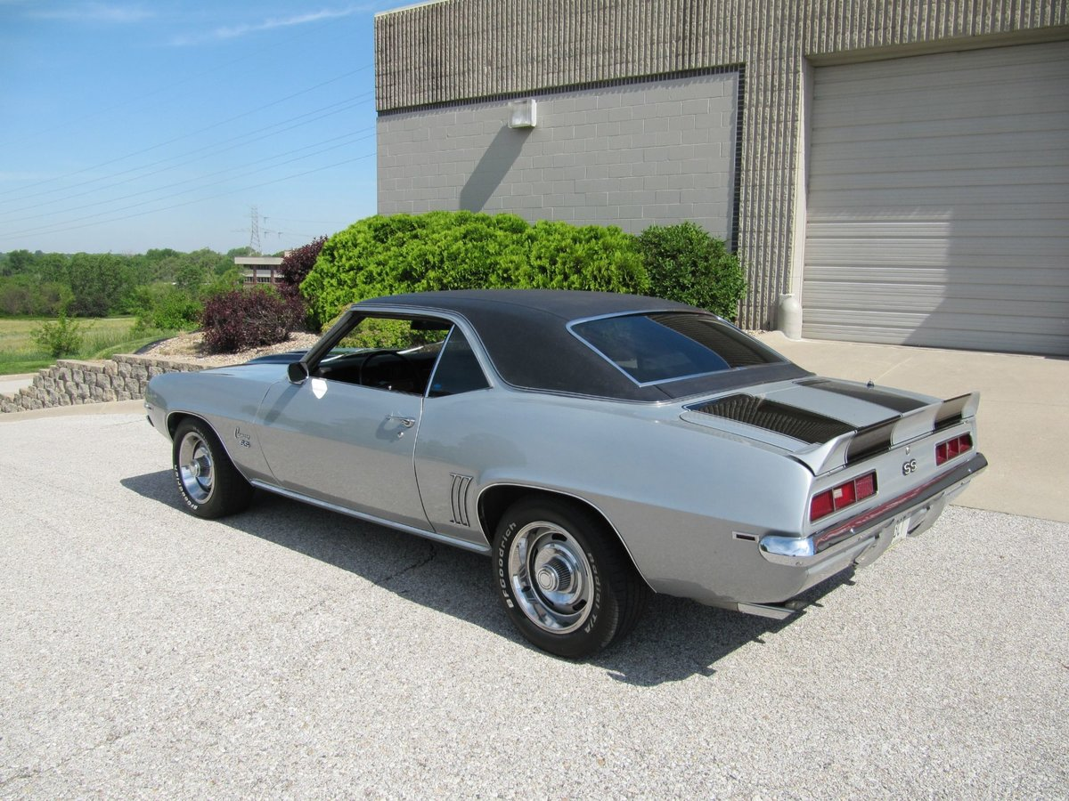 1969 Chevrolet Camaro SS For Sale (picture 2 of 6)