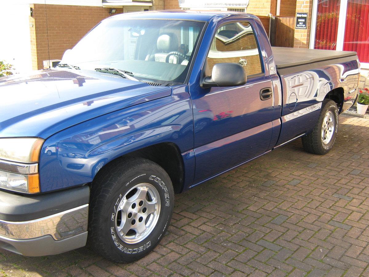 2003 Chevrolet Silverado Pickup For Sale (picture 2 of 6)