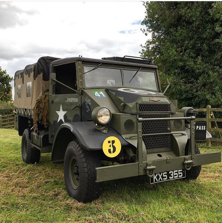1941 Chevrolet Canadian Military Pattern C8 For Sale (picture 1 of 6)
