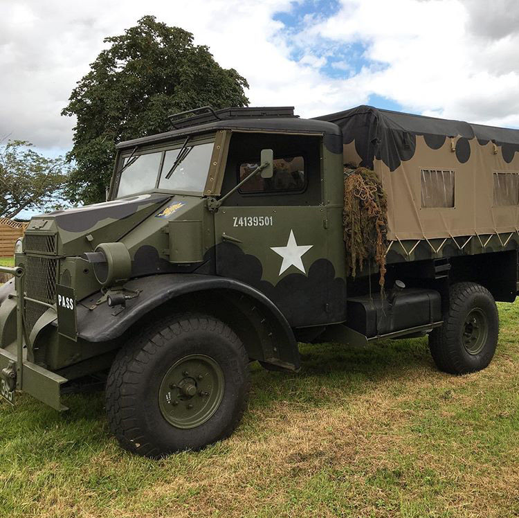 1941 Chevrolet Canadian Military Pattern C8 For Sale (picture 2 of 6)